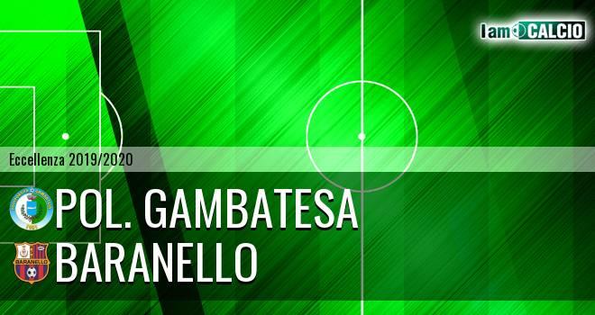 Pol. Gambatesa - Baranello