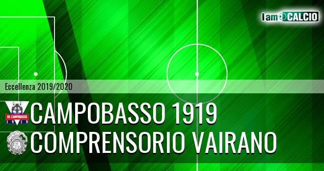 U. S. Campobasso 1919 - Comprensorio Vairano