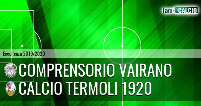 Comprensorio Vairano - Calcio Termoli 1920