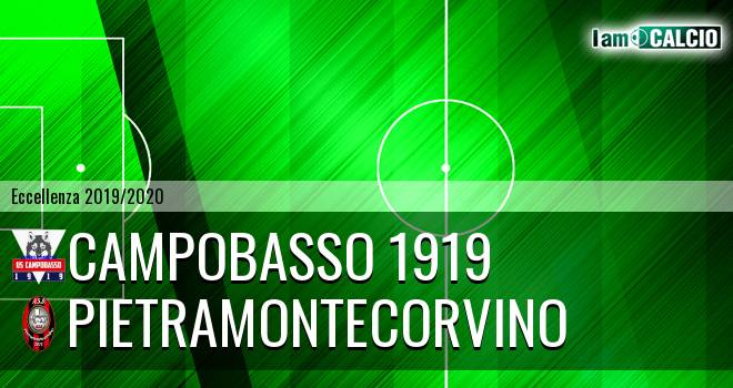 Campobasso 1919 - Pietramontecorvino
