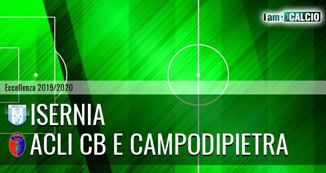 Isernia - Acli Cb e Campodipietra