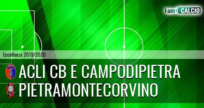 Acli Cb e Campodipietra - Pietramontecorvino