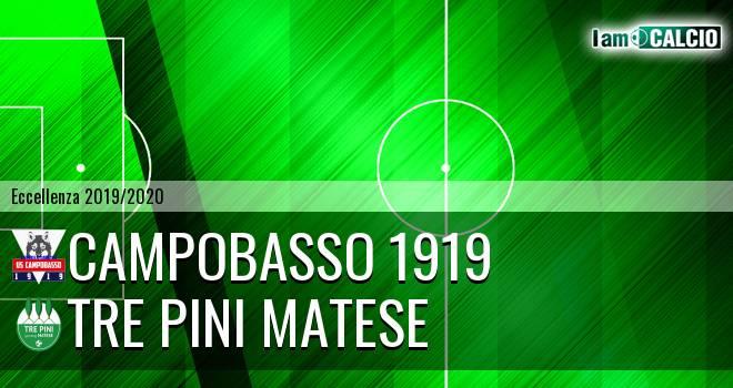 Campobasso 1919 - Tre Pini Matese