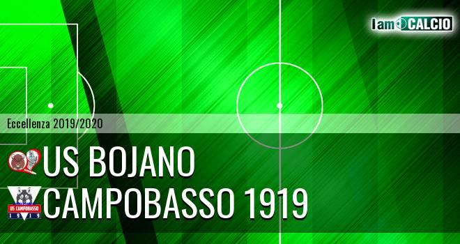US Bojano - Campobasso 1919