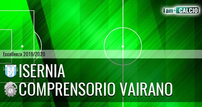 Isernia - Comprensorio Vairano