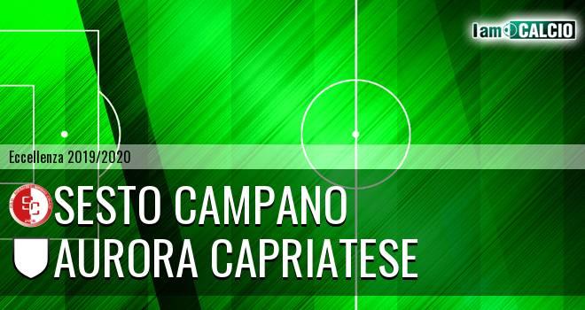 Sesto Campano - Aurora Alto Casertano
