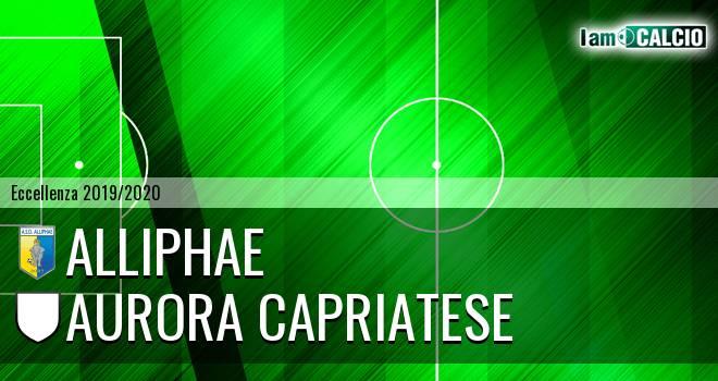 Alliphae - Aurora Alto Casertano