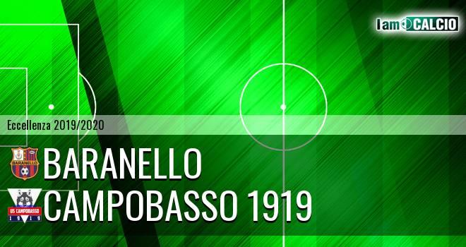 Baranello - Campobasso 1919