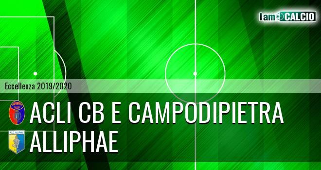 Acli Cb e Campodipietra - Alliphae