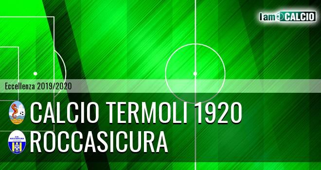 Calcio Termoli 1920 - Roccasicura