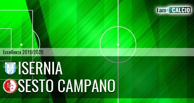 Isernia - Sesto Campano