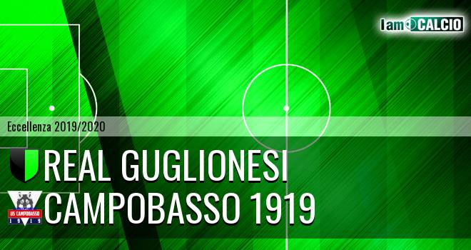 Real Guglionesi - Campobasso 1919