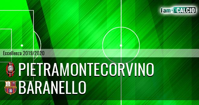 Pietramontecorvino - Baranello