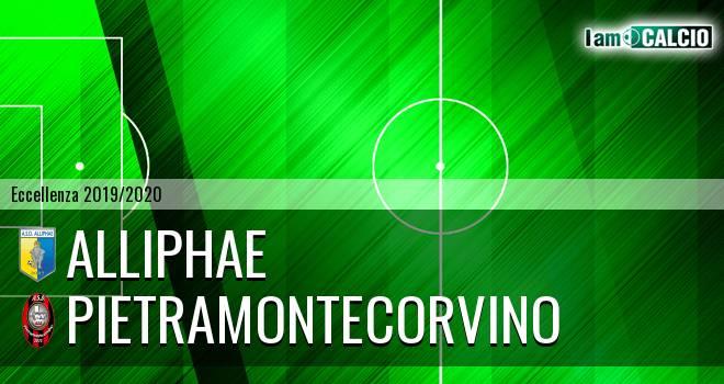Alliphae - Pietramontecorvino