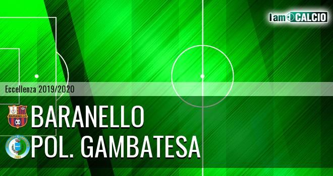 Baranello - Polisportiva Gambatesa
