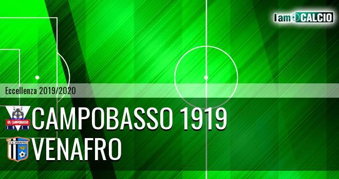 Campobasso 1919 - Venafro