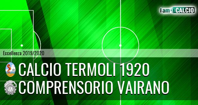 Calcio Termoli 1920 - Comprensorio Vairano