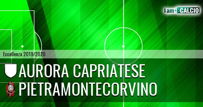 Aurora Alto Casertano - Pietramontecorvino