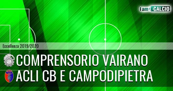 Comprensorio Vairano - Acli Cb e Campodipietra