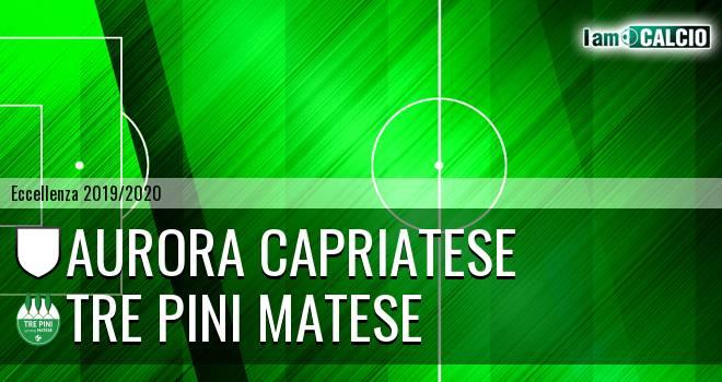 Aurora Alto Casertano - FC Matese