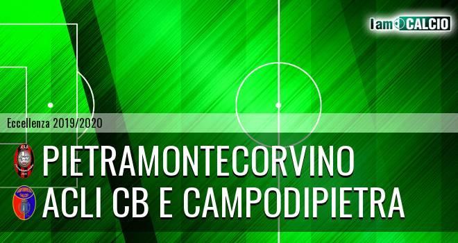 Pietramontecorvino - Acli Cb e Campodipietra