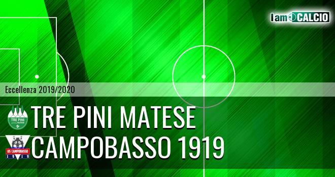 FC Matese - U. S. Campobasso 1919