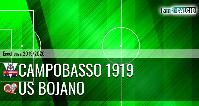 Campobasso 1919 - US Bojano