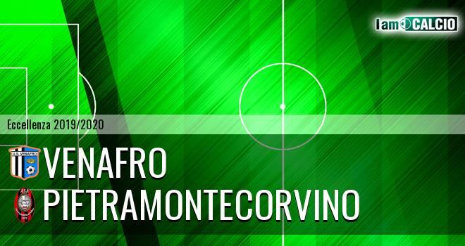 U. S. Venafro - Pietramontecorvino