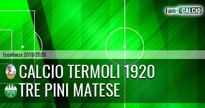 Calcio Termoli 1920 - Tre Pini Matese