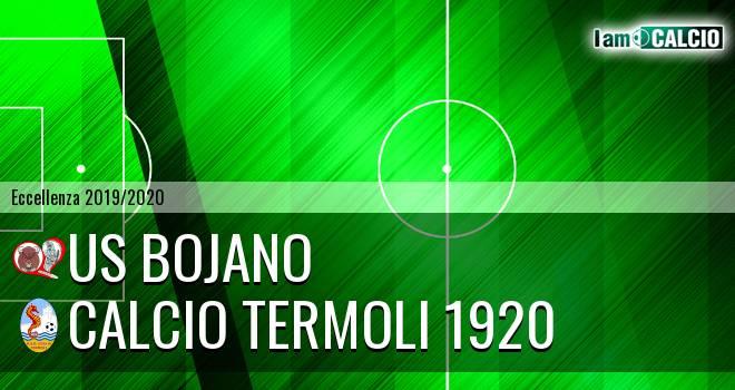 US Bojano - Calcio Termoli 1920