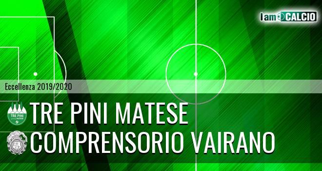 FC Matese - Comprensorio Vairano