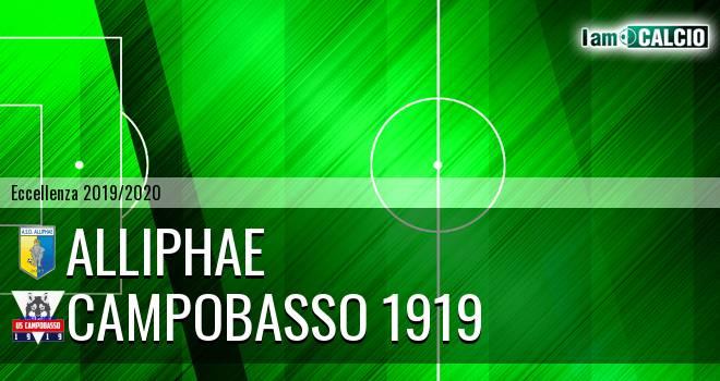 Alliphae - Campobasso 1919