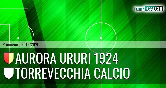 Aurora Ururi 1924 - Torrevecchia Calcio