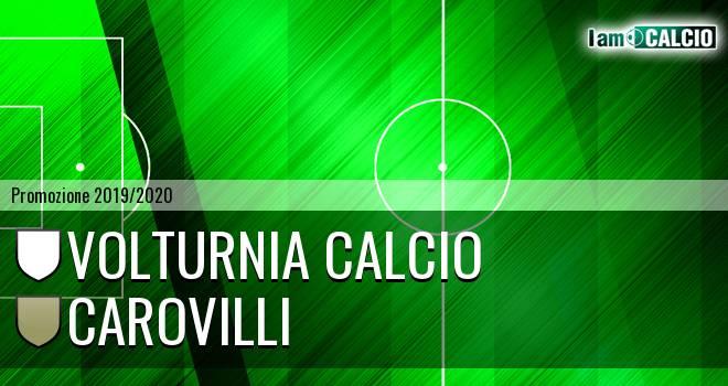 Volturnia Calcio - Carovilli