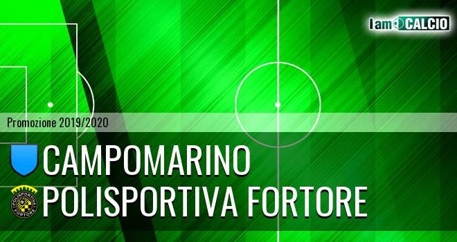 Campomarino - Polisportiva Fortore