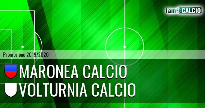 Maronea Calcio - Volturnia Calcio