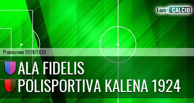 Ala Fidelis - Polisportiva Kalena 1924