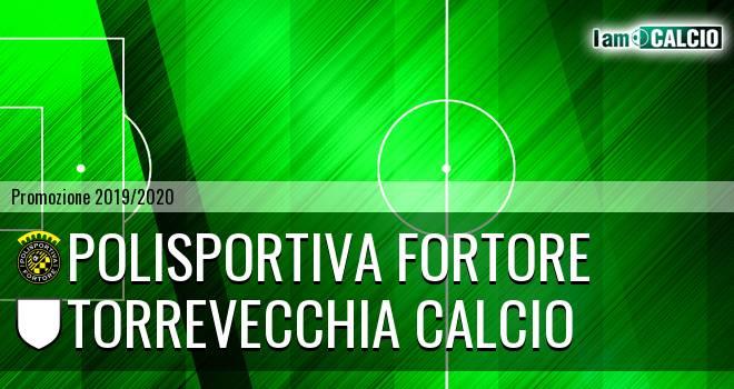 Polisportiva Fortore - Torrevecchia Calcio