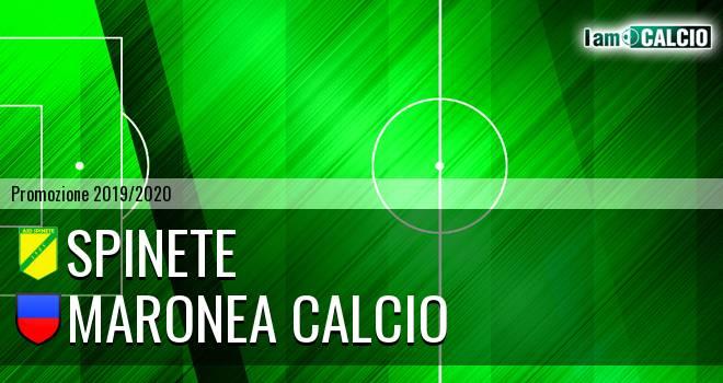 Spinete - Maronea Calcio