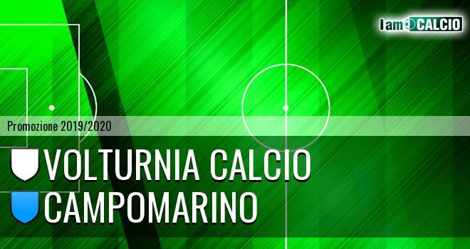 Volturnia Calcio - Campomarino