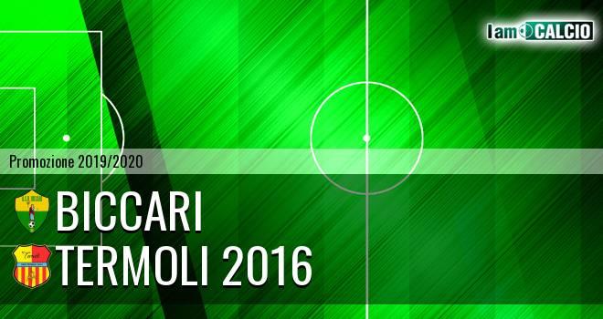 Biccari - Termoli 2016