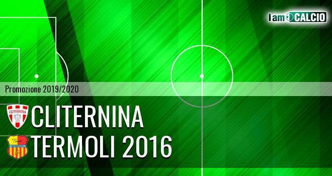 Cliternina - Termoli 2016
