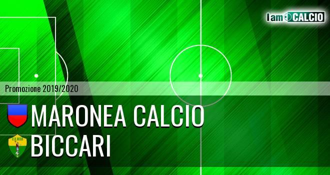 Maronea Calcio - Biccari
