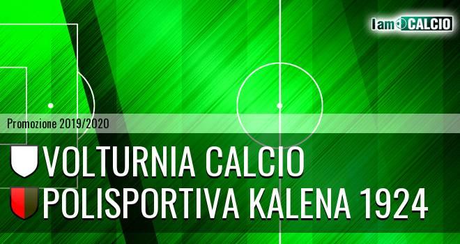 Volturnia Calcio - Polisportiva Kalena 1924