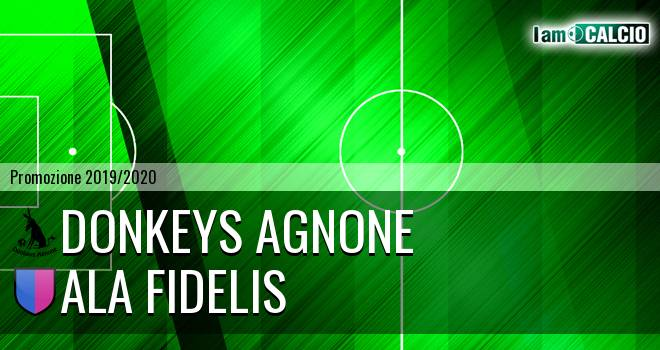 Donkeys Agnone - Ala Fidelis