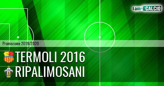 Termoli 2016 - Ripalimosani