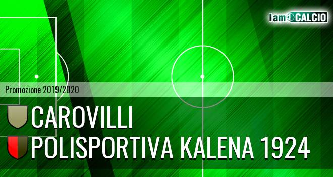 Carovilli - Polisportiva Kalena 1924