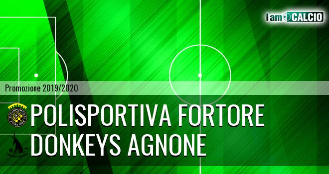 Polisportiva Fortore - Donkeys Agnone