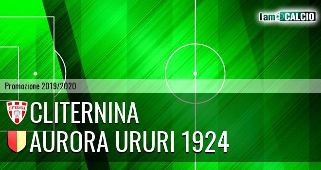 Cliternina - Aurora Ururi 1924