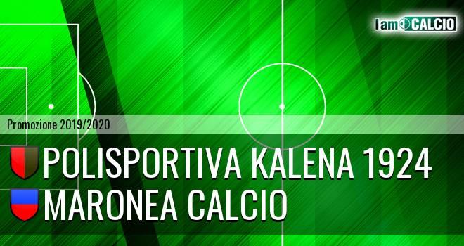 Kalena 1924 - Maronea Calcio
